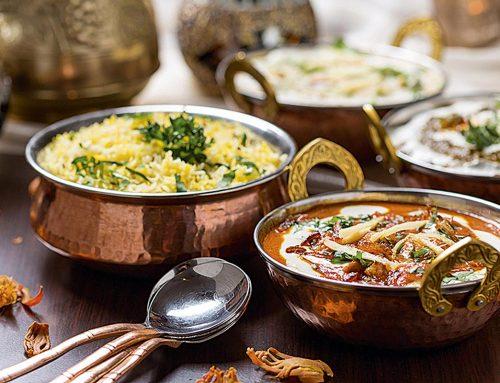 Dine Like A Sultan
