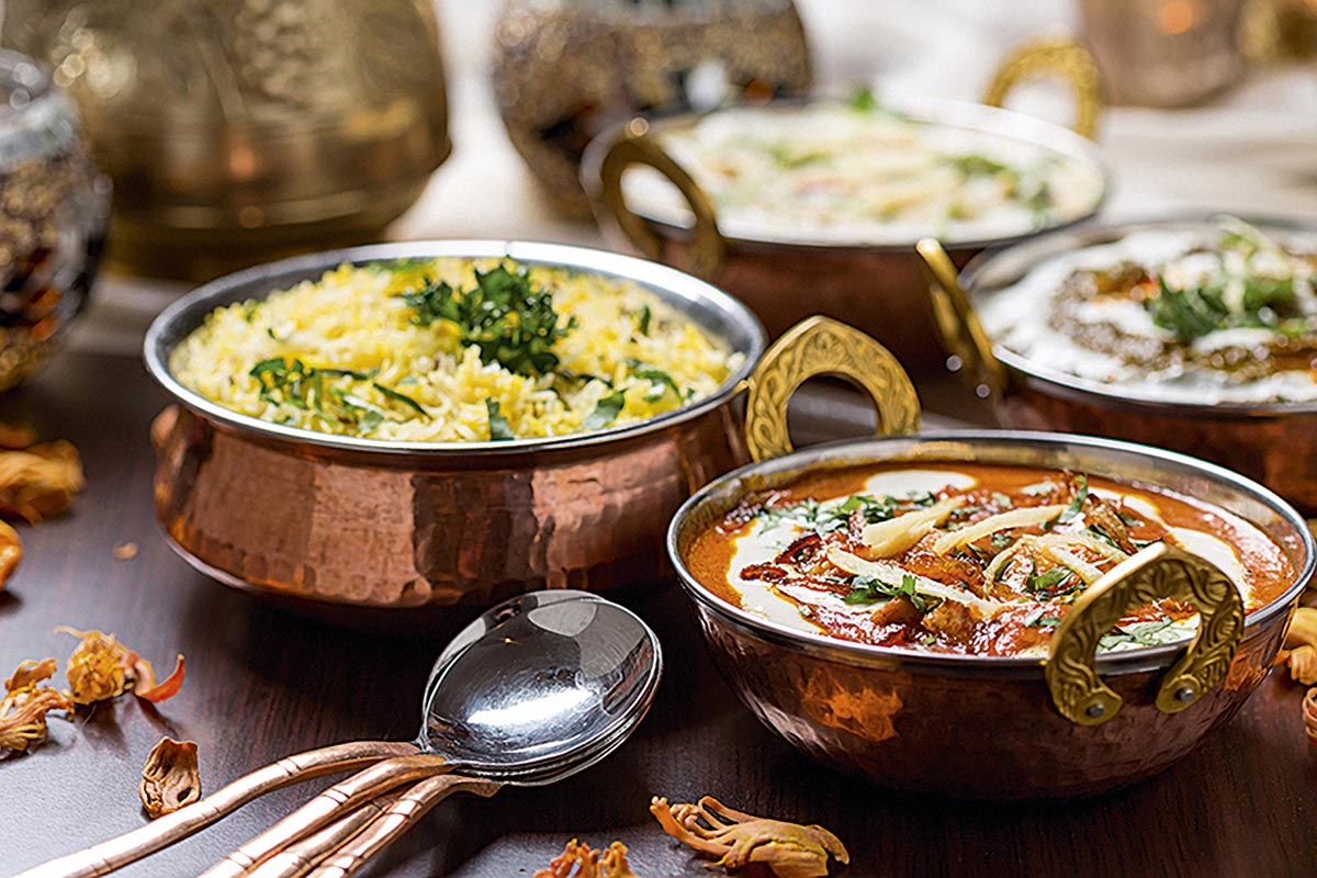 Dine Like A Sultan