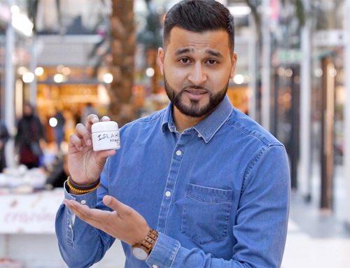 Selling Fake Cream To Strangers – Mistah Islah