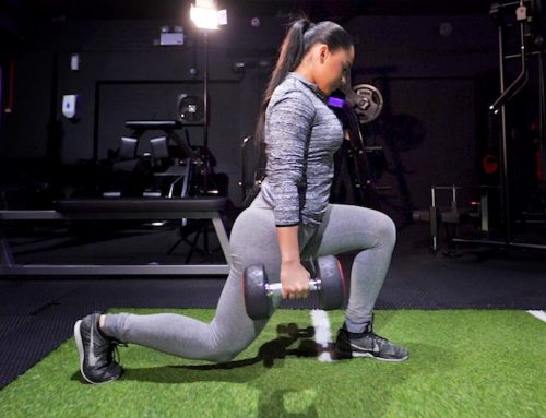 Glutes / Booty Workout- Yazmin Blancas