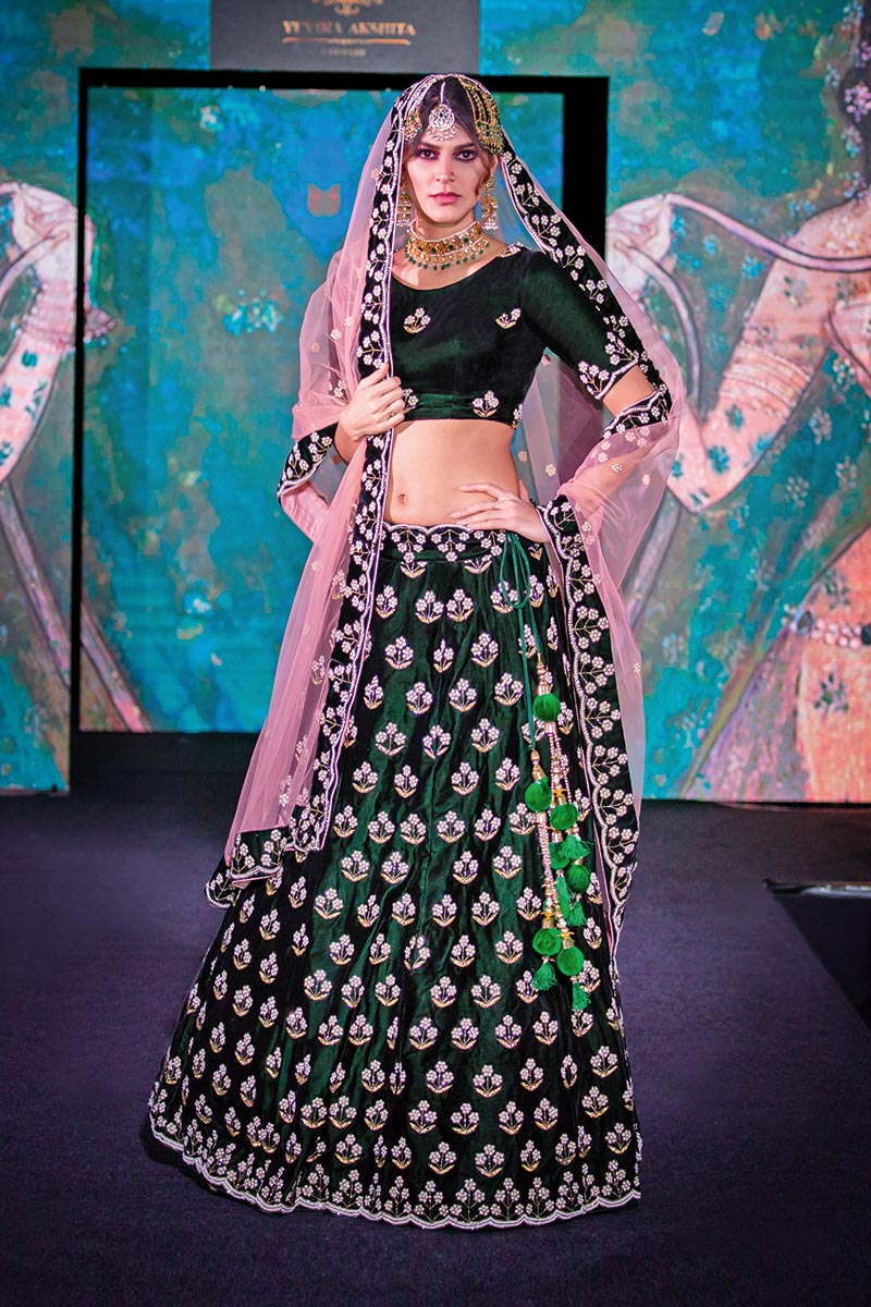 Grand Designs – Yuvika Akshita Couture