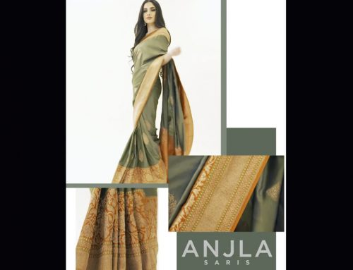 Look Book – Anjla Saris