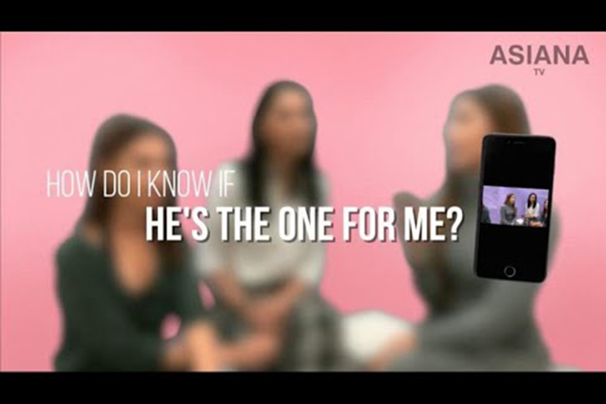 Episode 3 | How Do I Know If He's The One For Me?