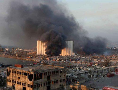 4000 injured in Beirut Blast
