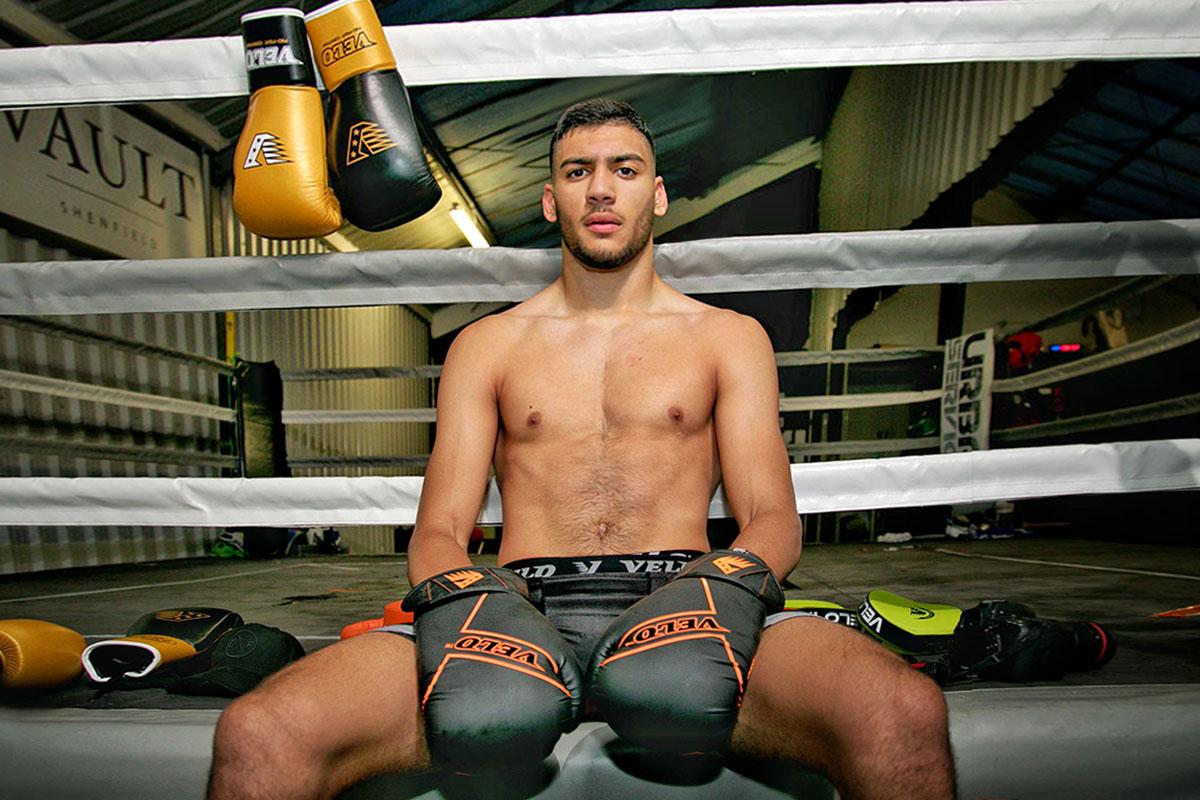 Boxing My Demons