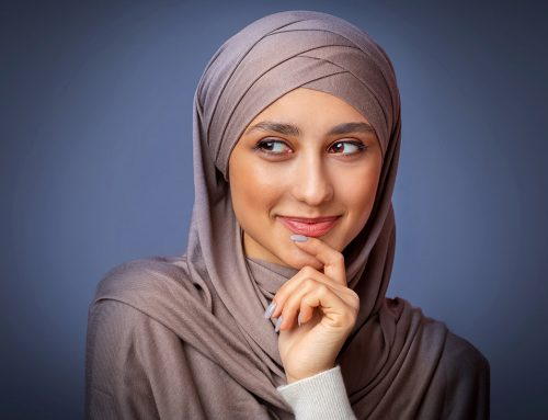 """""""How To"""" Style the Hijab 