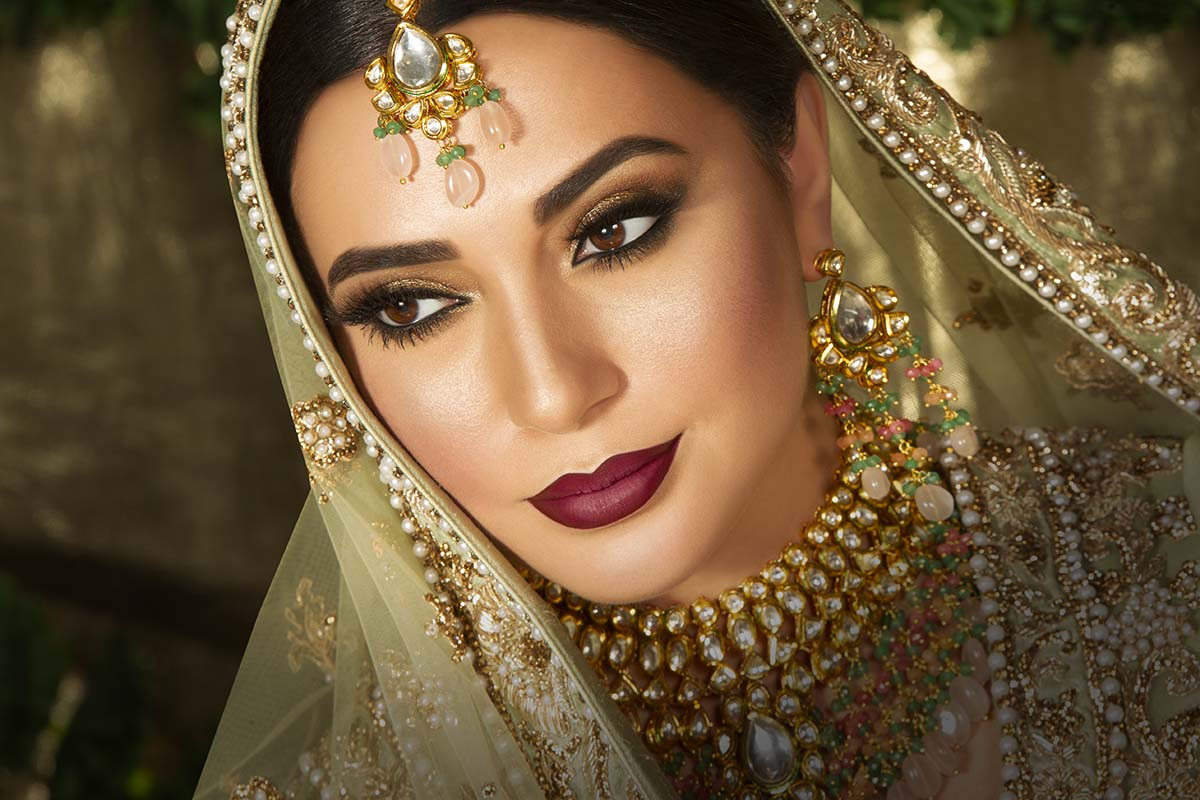 Beauty Hub | Bina Khan | Bridal Look