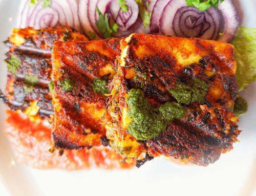 Recipe Of The Week | Grilled Fenugreek Paneer | Nipacooks