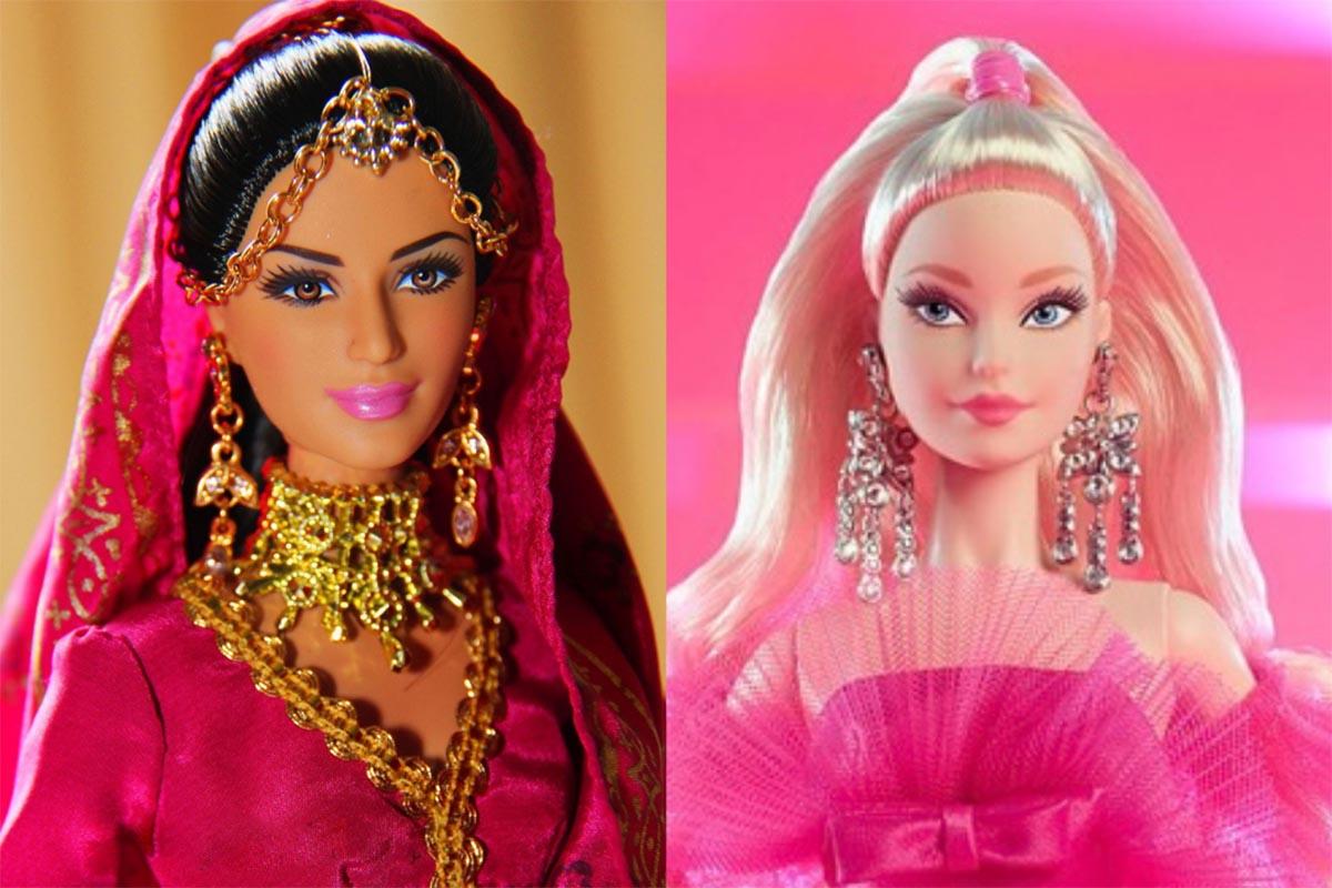 Barbie, But Brown