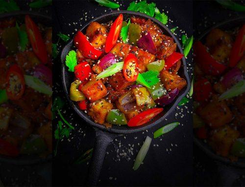 Recipe Of The Week | Chilli Paneer | Deliciouslydiya
