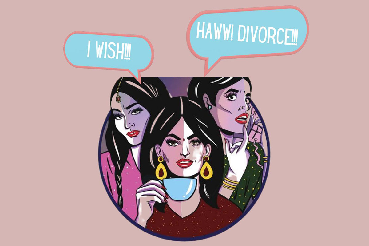 Divorced Or Freed?