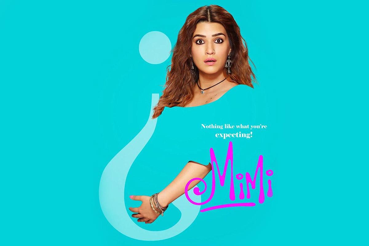 Kriti Sanon's: Mimi