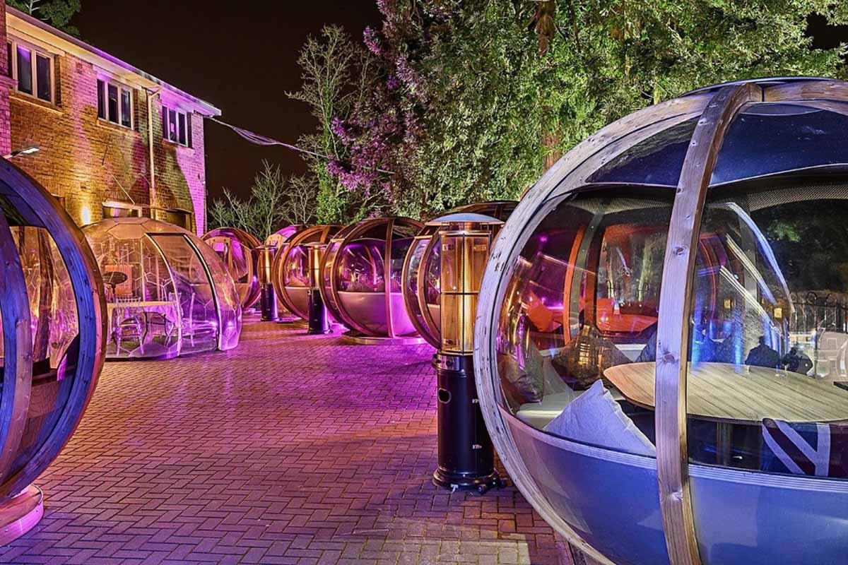 Magic Meets Modern: Ponsbourne Pods