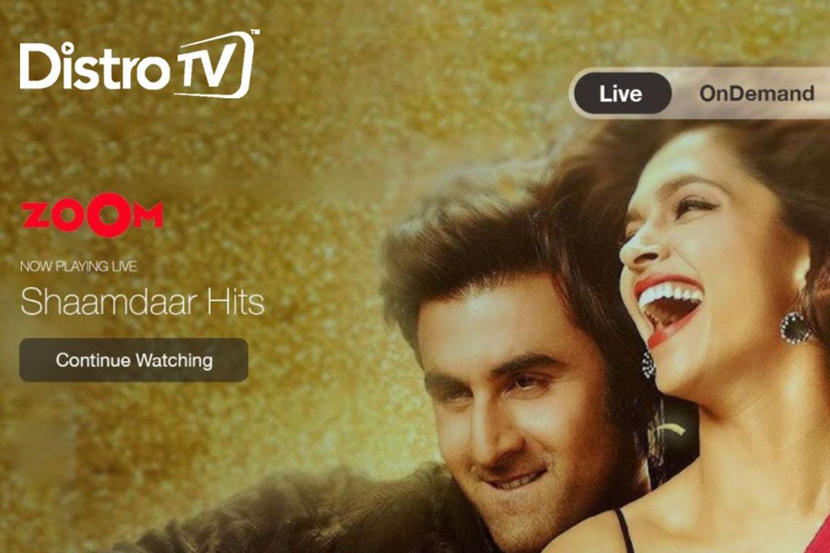 DistroTV Desi Debuts Free Premium Channel Bundle!