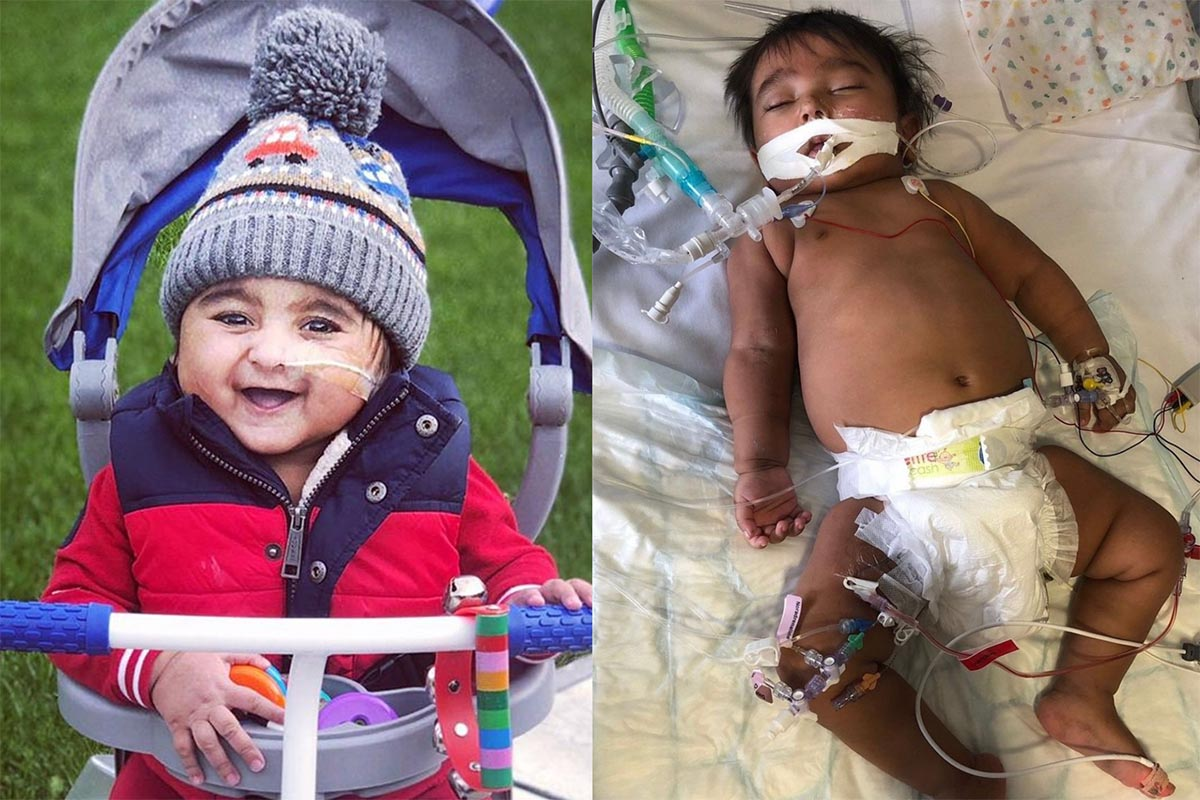 'No Asian Organs' – Baby Boy Has To Wait Longer For Transplant