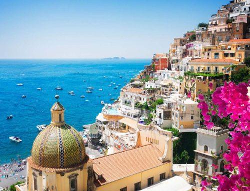 Destination Wedding – The Amalfi Coast