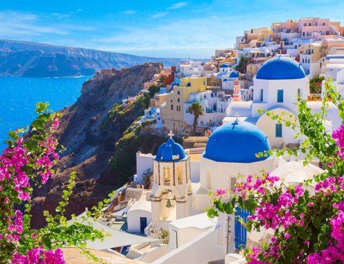 Top 5 Romantic Honeymoon Destinations in Greece
