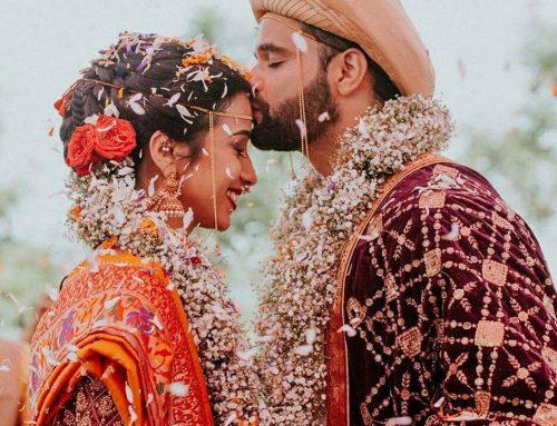 Top Trends for Bridal Silk Sari